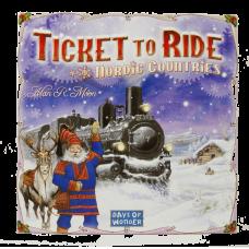 Билет на поезд: Северные страны (Ticket to Ride: Nordic Countries)