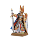 Warhammer: High Elf Hero with Sword and Shield