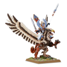 Warhammer: Eltharion on Stormwing
