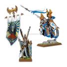 Warhammer: High Elf Prince and Noble