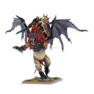 Warhammer: Chaos Lord on Manticore