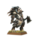 Warhammer: Beastlord with Two Hand Weapons