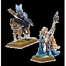 Warhammer: Damsel with Staff