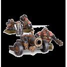 Warhammer: Dwarf Cannon / Organ Gun