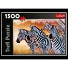 "Пазл: 1500 ""Zebras"""