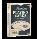 """Игральные карты """"Premium"""" (пластиковые)"""
