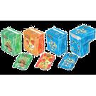 TCG Pokemon: Коробка для карт Чеспин, Фенекин, Фроки