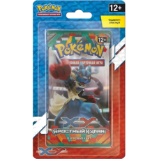 "TCG Pokemon: Двойной блистер ""Яростный кулак"""