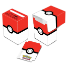 TCG Pokemon: Коробка для карт Покебол