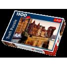 """Пазл: 1500 """"Gdansk, Poland"""""""