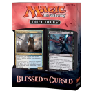 Дуэльный набор: MTG, Blessed vs Cursed