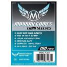 Протекторы Mayday Euro Card для настольных игр (100 шт.) 59х92 мм