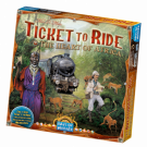 Билет на поезд: Африка (Ticket to Ride: The Heart of Africa)