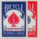 Игральные карты BiGycle Rider Back