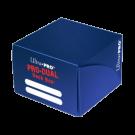 """Коробка для карт: Ultra PRO """"PRO-DUAL"""" (Синяя)"""