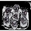 """Набор кубиков: """"Классика"""" (7шт. черно-белый)"""