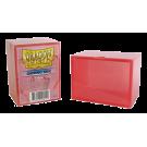 Коробка для карт: Dragon Shield (розовая)