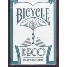 Игральные карты Bicycle Deco Silver