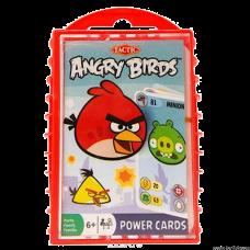 Злые Птички (Angry Birds) карточная