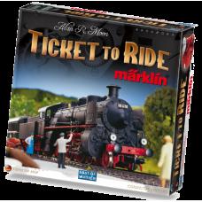 Билет на поезд: Издание Марклин (Ticket to Ride: Marclin)