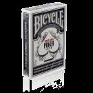 Игральные карты Bicycle WSOP black