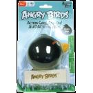Злые птички (Angry Birds): Бустер с Чёрной птичкой