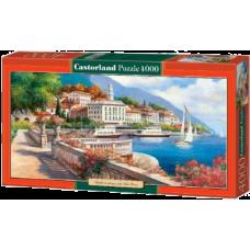"Пазл: 4000 ""Landscape of the lake Como"""