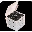 Набор кубиков: Dice cube (D6, 27шт.)