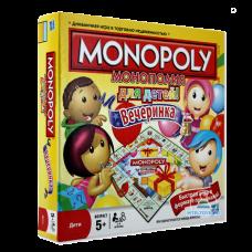 Монополия: вечеринка