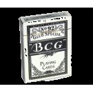 Игральные карты BCG (ламинированный картон)
