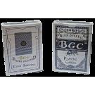 Игральные карты BCG (пластик)