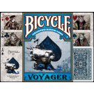 Игральные карты Bicycle Voyager