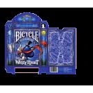 Игральные карты Bicycle The White Rabbit