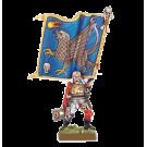 Warhammer: Empire Battle Standard Bearer with Griffon Banner