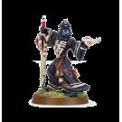 Warhammer 40000: Warlock with Witch Blade and Skuriken Pistol