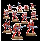 Warhammer 40000: Eldar Guardian Squad