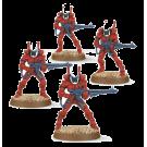 Warhammer 40000: Eldar Guardians