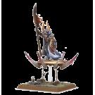 Warhammer: Tzeentch Chaos Lord on Disc of Tzeentch
