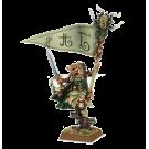 Warhammer: Wood Elf Standard Bearer