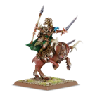 Warhammer: Glade Lord/Captain on Great Stag