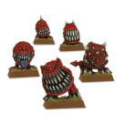 Warhammer: Gnarly Cave Squigs