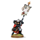Warhammer 40000: Battle Sister with Blessed Banner