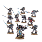 Warhammer 40000: Grey Knights Strike Squad (10 models)