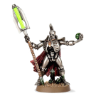 Warhammer 40000: Necron Lord with Resurrection Orb