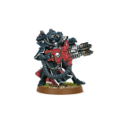 Warhammer 40000: Battle Sister with Heavy Flamer