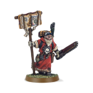 Warhammer 40000: Missionary with Chainsword