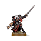 Warhammer 40000: Sisters of Battle Superior with Power Sword and Bolter