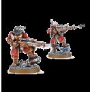 Warhammer 40000: Vostroyan Snipers