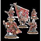 Warhammer 40000: Vostroyan Command Squad