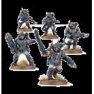 Warhammer 40000: Militarum Tempestus Scions